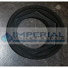 Tank to Bowl Gasket for Imperialtoiletrepair.com.au Retrofit Kits